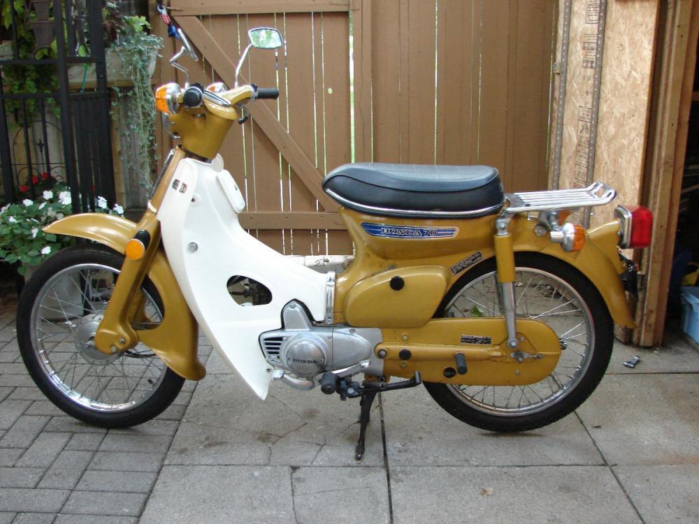 Honda Super Cub C70