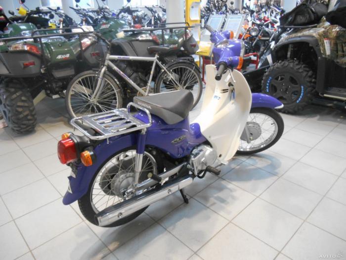Honda Super Cub C110