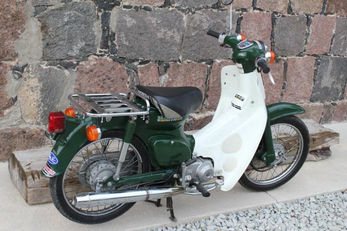 Honda Super Cub C50