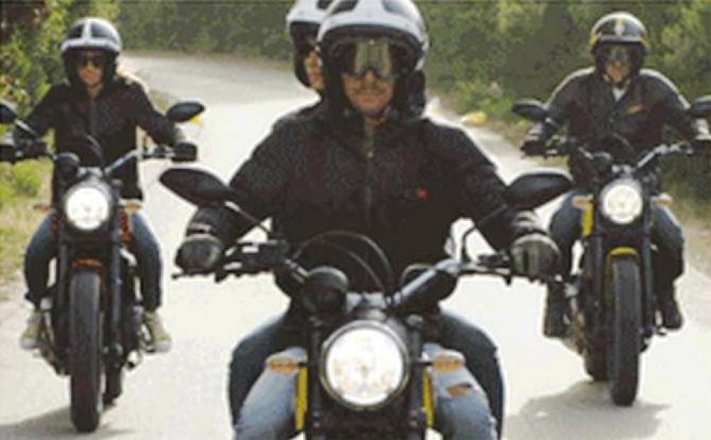 Ducati Scrambler in versione definitiva