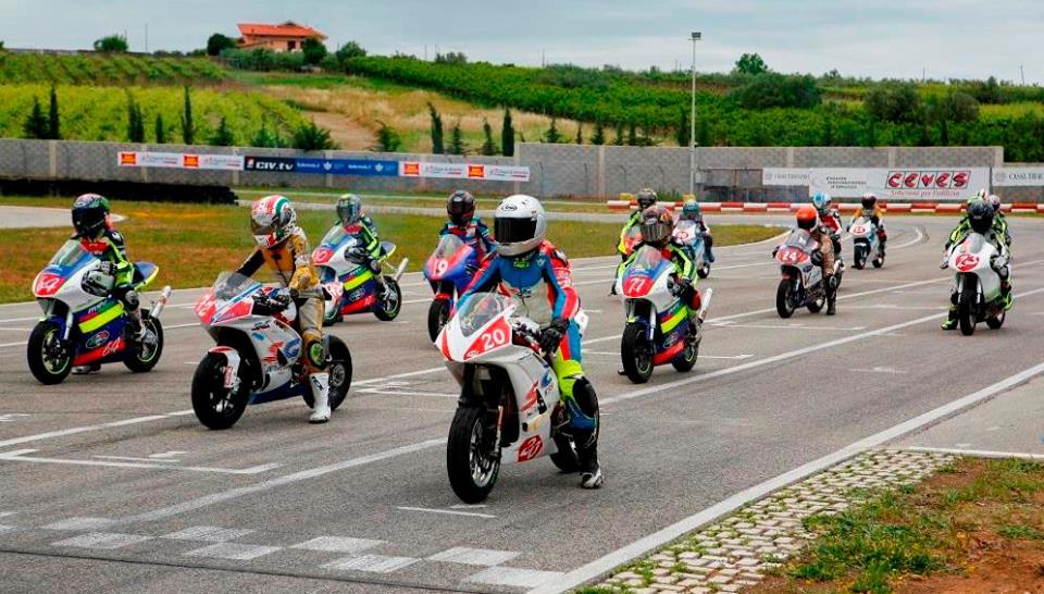 Circuito Ortona : Tutti i campioni del civ junior motociclismo