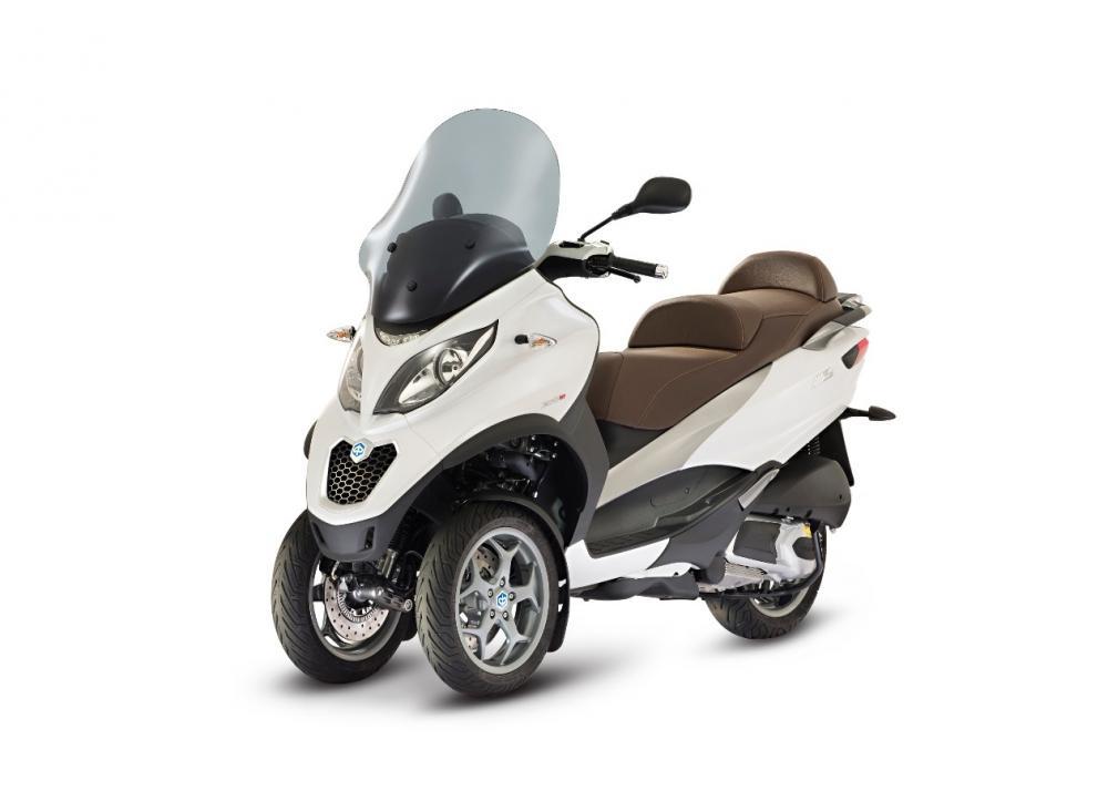 piaggio mp3: problema ai freni su esemplare nuovo - motociclismo