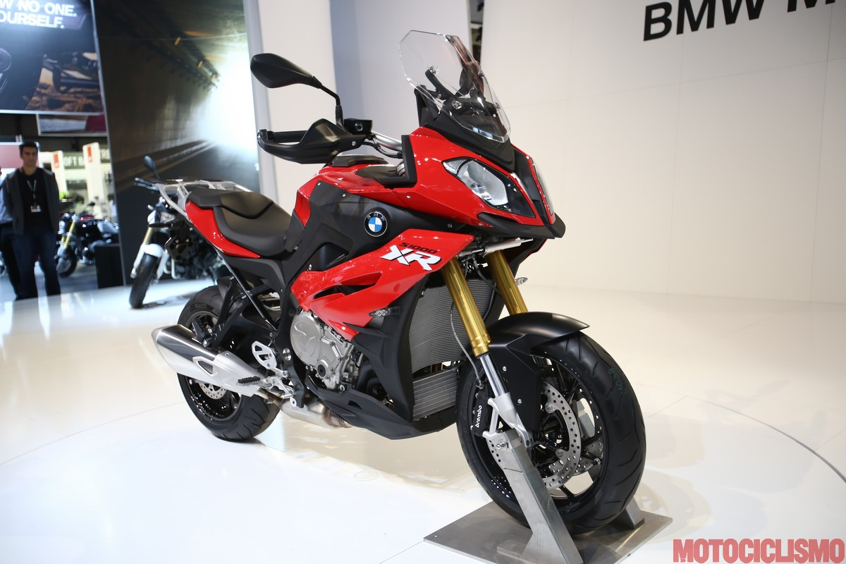 bmw s 1000 xr turismo supersportivo motociclismo. Black Bedroom Furniture Sets. Home Design Ideas