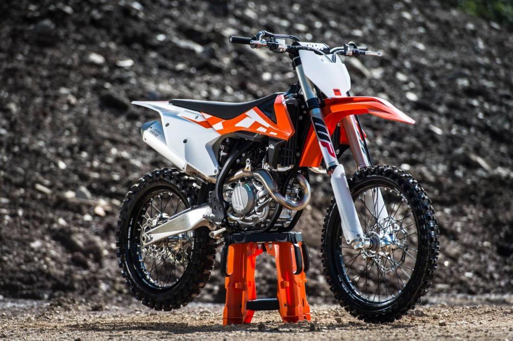 ktm presenta la gamma cross ed enduro 2016 - motociclismo