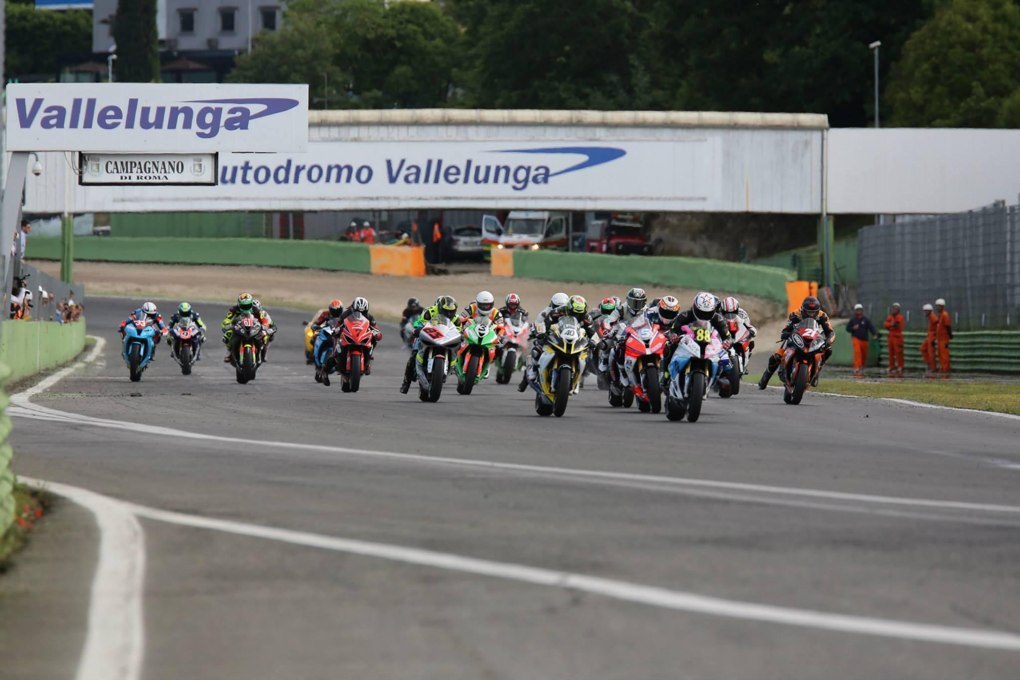 Circuito Vallelunga : Coppa italia tutti i vincitori del secondo round a