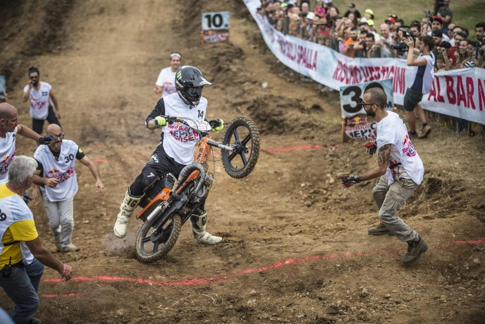Red Bull Epic Rise: l'irresistibile