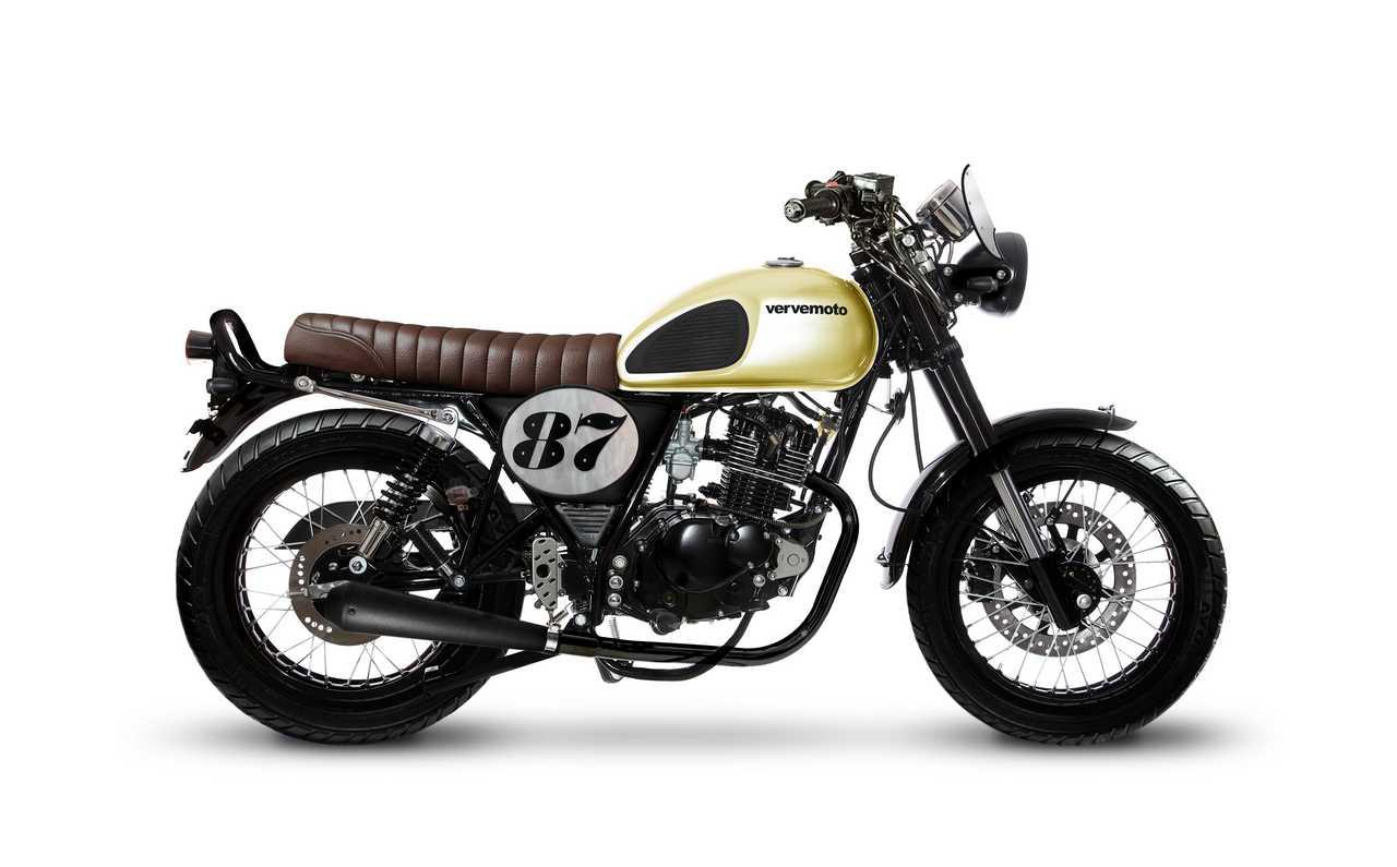 novit 2017 moto classiche verve moto classic s 125 a intermot motociclismo. Black Bedroom Furniture Sets. Home Design Ideas