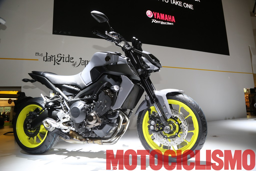 yamaha mt 09 2017 info e foto motociclismo. Black Bedroom Furniture Sets. Home Design Ideas
