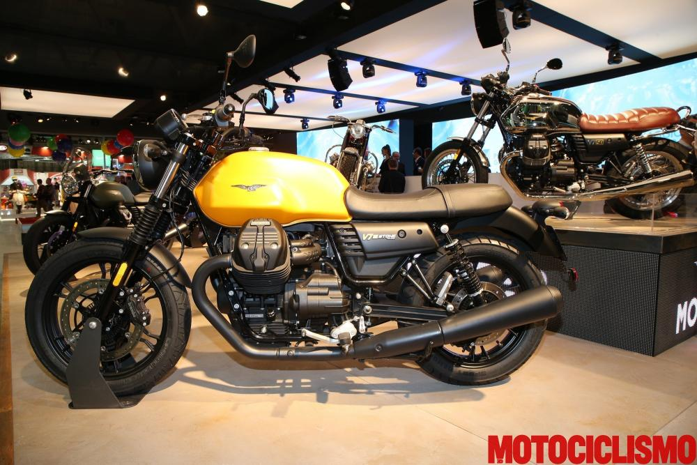 moto guzzi v7 iii 2017 motociclismo. Black Bedroom Furniture Sets. Home Design Ideas