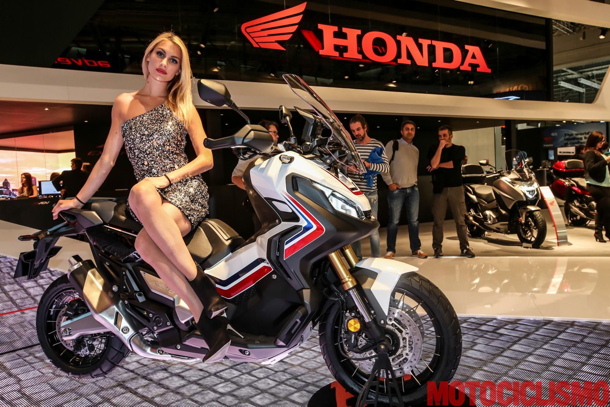 2017 Honda X Adv Page 24 Adventure Rider