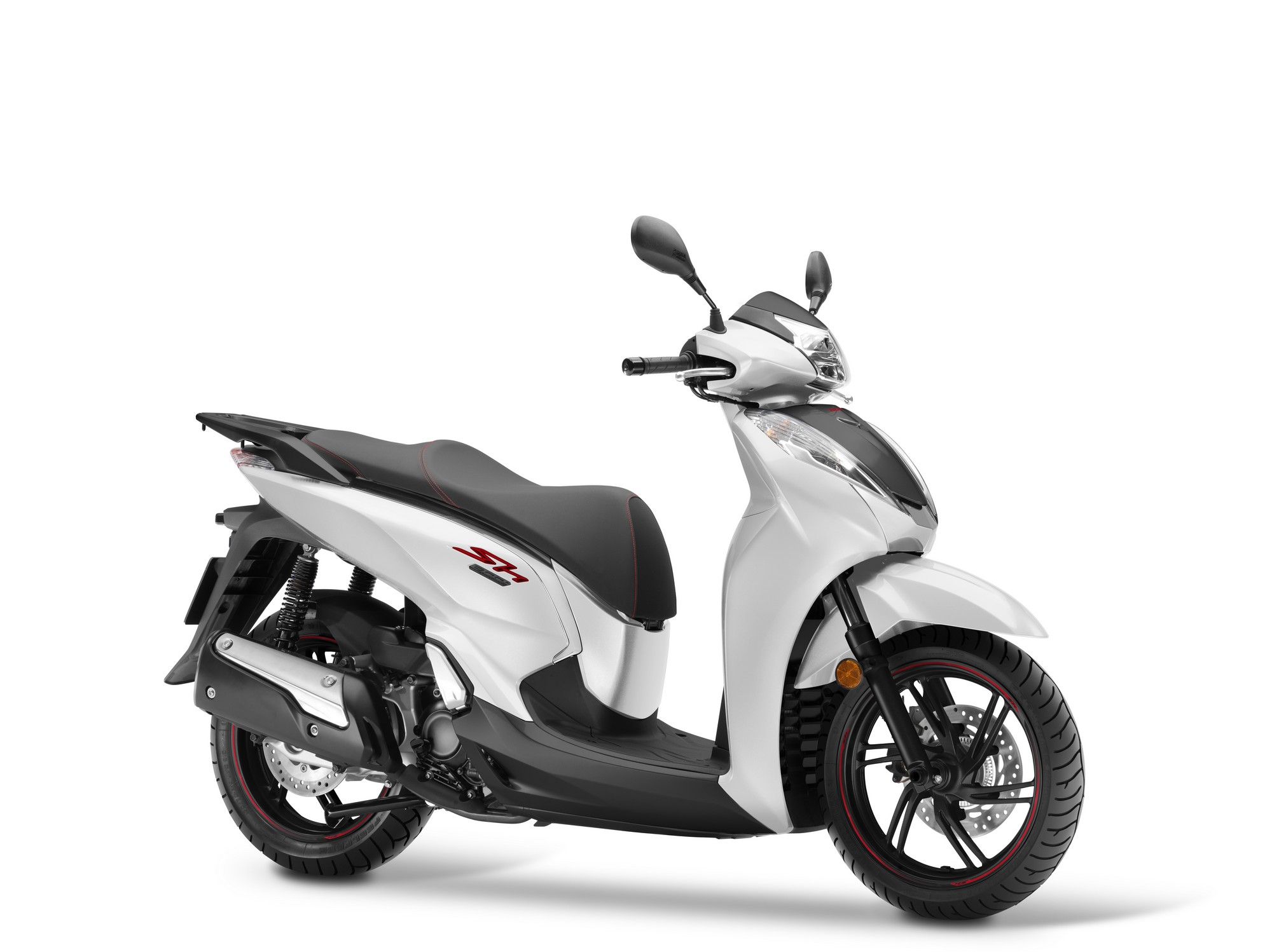 updated honda sh300 for 2017 adventure rider. Black Bedroom Furniture Sets. Home Design Ideas