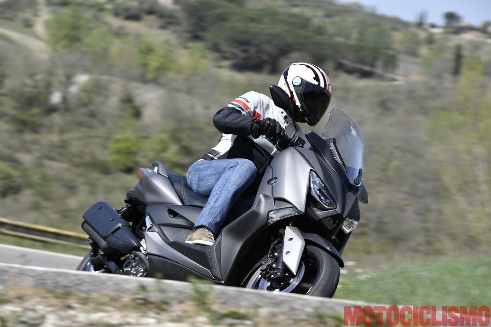 Kymco Xciting 400I Difetti – Idea di immagine del motociclo