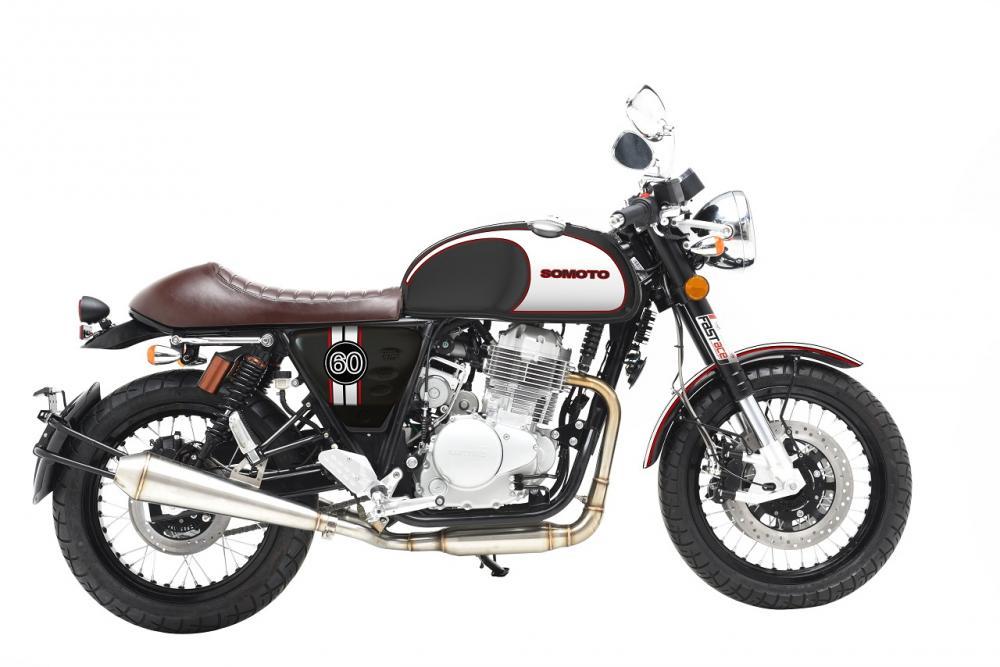 Moto classiche arriva in italia il marchio somoto for Foto classiche