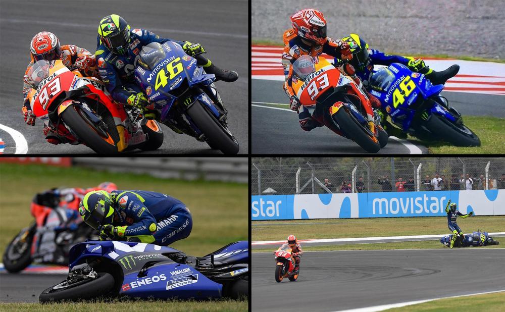 MotoGP, anche Schwantz su Marquez: