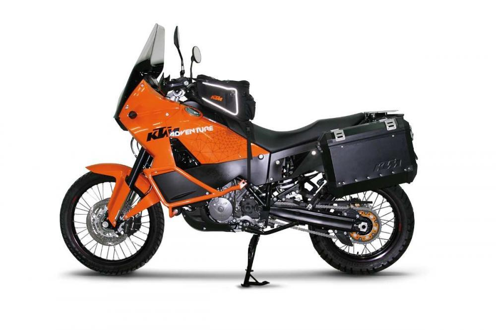Schema Elettrico Ktm 990 Adventure : Ktm traveller kit turistico per smt e adventure