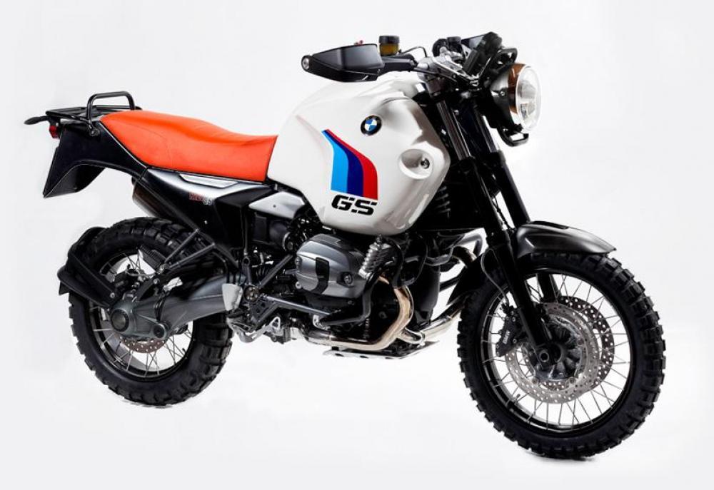 bmw r 120 gs una quasi replica della r 80 g s paris dakar motociclismo. Black Bedroom Furniture Sets. Home Design Ideas