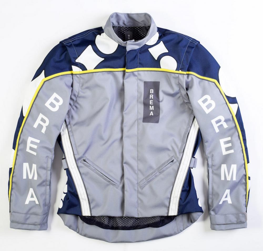 designer fashion c8f26 d2d41 Giacca Brema Brema Donna Moto Giacca Brema Moto Donna Donna ...