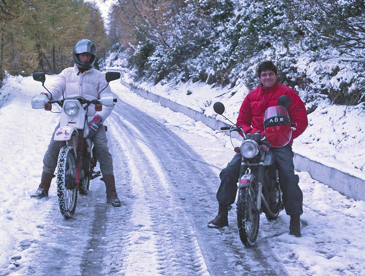 Motociclismo for Finestra giapponese